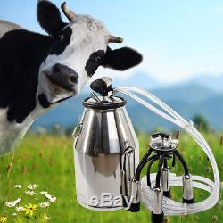 Machine À Ordonner À Barillet Dépôt Portatif De Vache Portable Laitier 304 Acier Inoxydable Au