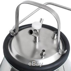 Machine À Ordonner Des Pistons Électriques Au Lait De Vache Pour Les Vaches Farm 25l Bucket 0.55kw USA