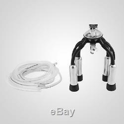 Machine À Traire Électrique Pour Des Vaches De Ferme Withbucket 12cows / Heure Pioton 25l 1440rpm