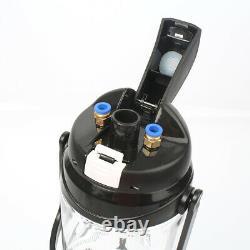 Machine De Traite À Barres Électrique 3l Cow Milker Seau De Pompe À Vide Portable 12v