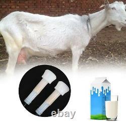 Machine De Traite De Vache 2l Machine Électrique De Traite Catt Portatif D'acier Inoxydable