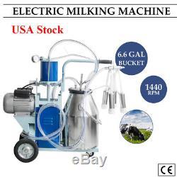 Machine Laitière De Machine De Traite De Vache De 10-12cows / Heure