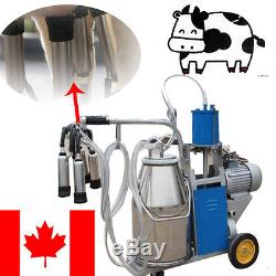 Milker De Pompe À Piston De Vide De Machine À Traire Caelectric Pour La Vache À La Ferme Automatique Aa