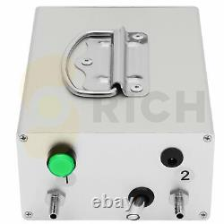 Milking Machine Cow Goat Automatic Electric Upgraded Dual Heads Milker 7l 110v