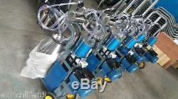 Nouvelle Machine À Traire Électrique De 110v 220v Pour Des Vaches Ou Des Moutons Bleus