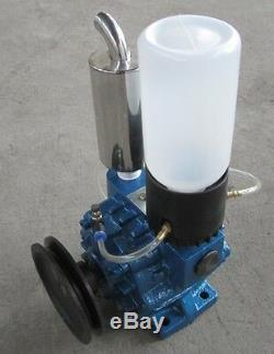 Nouvelle Pompe À Vide Pour Vache Machine Milker Seau Traire Baril Réservoir