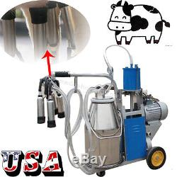 Pompe À Piston Électrique De Vache De Vache