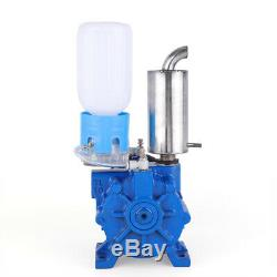 Pompe À Vide Électrique Pour La Vache Machine Milker Baril Traire Réservoir Godet 30 (m3 / H)
