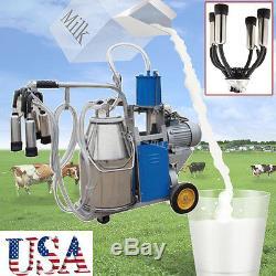 Pompes Électriques De Vache À Piston De Machine À Traire De Trayeuse Électrique
