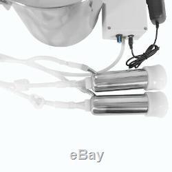 Portable Machine Électrique Traire 5l Pour La Vache Ferme Matériel De Qualité Alimentaire