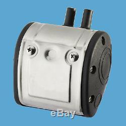 Portable25l Vache Milker Seau 304 Traire En Acier Inoxydable Laitiers Réservoir Réglable