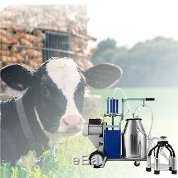 Trayeur Électrique Pour Les Moutons De Vaches De 25l