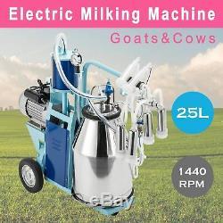 Trayeuse Électrique Pour Les Vaches Ferme Withbucket Pioton 0.04-0.05mpa Hot