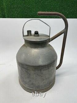 USA Delaval Conde Cow Dairy Laitker Milking Machine Pot Can Jug Cream