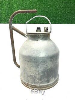 USA Delaval Conde Laitiers Milker Milking Cow Machine Pot Can Crème Jug