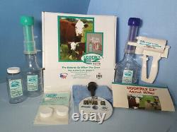 Udderly Ez Cattle Cow Calf Colostrum Milker Kit Traite