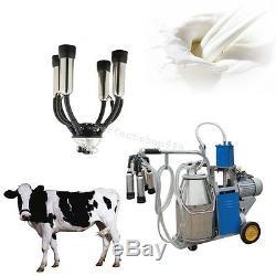 Vache Électrique 1440rmp / Min 25l 0.55w De Ferme Laitière De Pompe À Piston De Machine À Traire Électrique